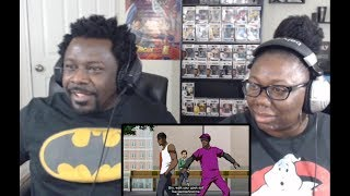 Young Justice 3x4 REACTION!! {Private Security}