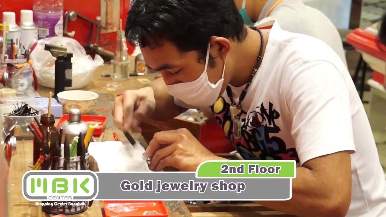Bangkok Gold and Jewelry Center YouTube