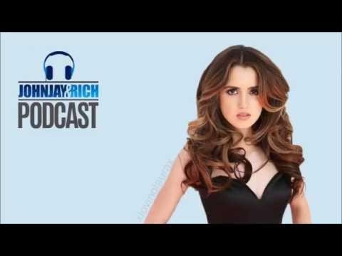 Laura Marano talks boombox, superbad and turn off's with Jonhjay & Rich