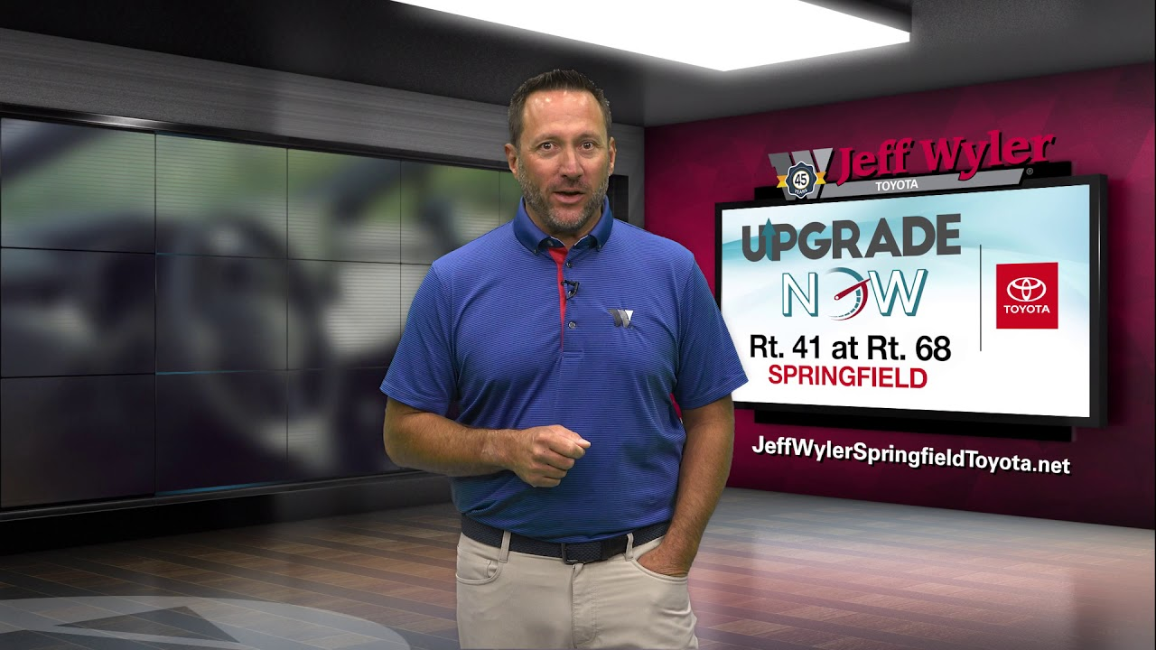 Jeff Wyler Springfield >> Jeff Wyler Springfield Toyota Upgrade Now