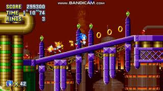 Sonic Mania Plus Oil Ocean Zone Act 1 And 2 Раота такая