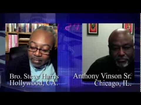 International AME Church Mass Choir Live Interview w/ Anthony Vinson