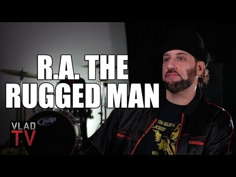 R.A. the Rugged Man: Rappers Weren't Trying to Sell Drug Culture to Kids Before (Part 2)