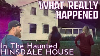 WHAT REALLY HAPPENED in the Haunted HINSDALE HOUSE