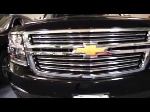 2016 Chevrolet Suburban Review   Chevrolet Dealer ...