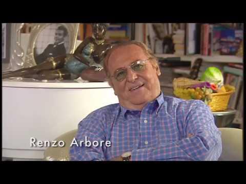 Massimo Troisi raccontato da Renzo Arbore parte 1