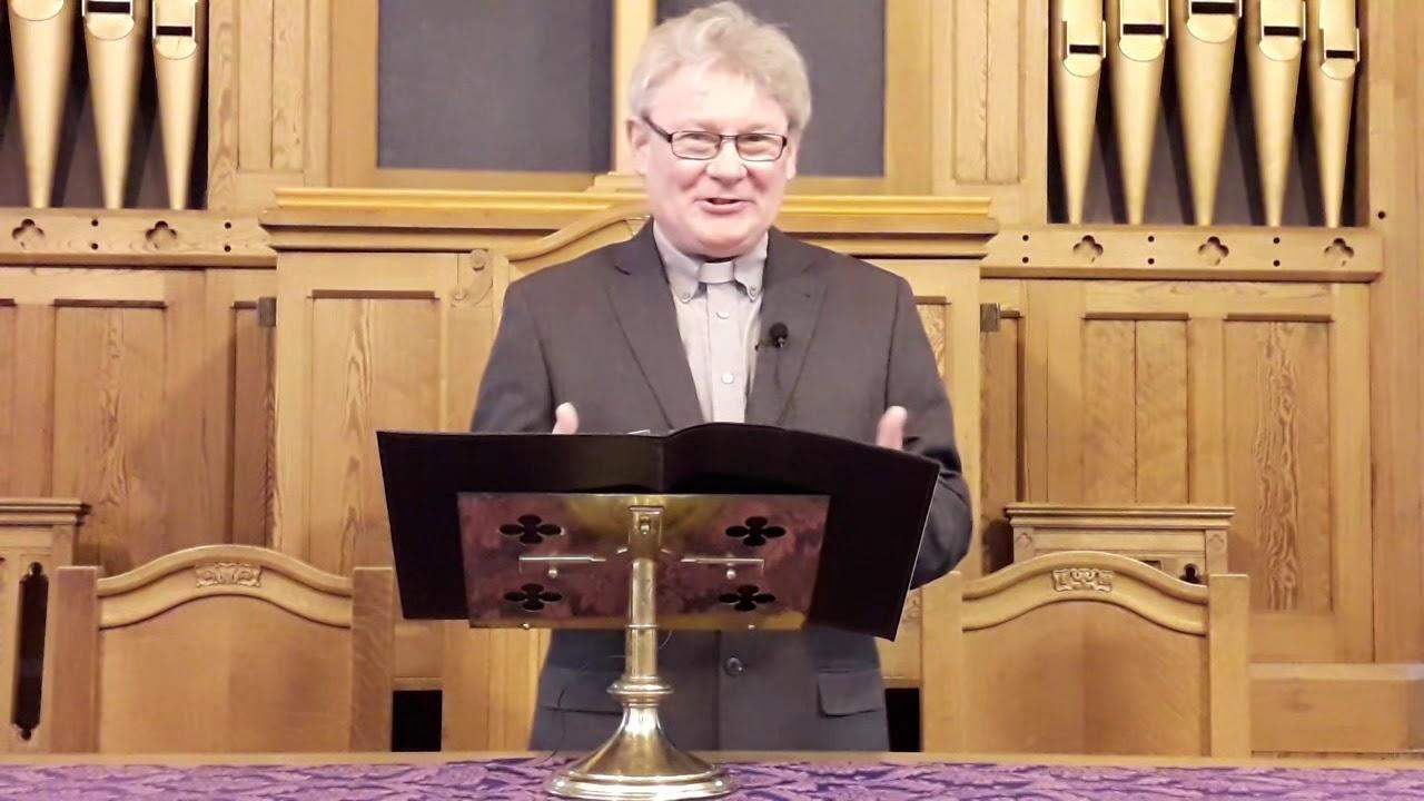 Sunday Sermon 7th March Lent 3 The Ten Commandments