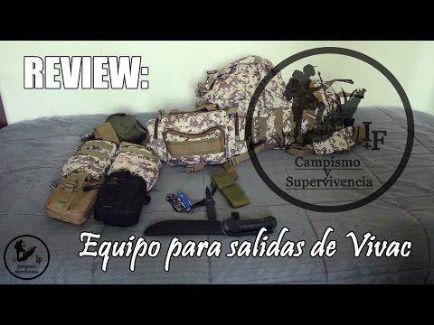 new high offer discounts really comfortable Análisis Que puedes llevar al salir de vivac Ignafer ...