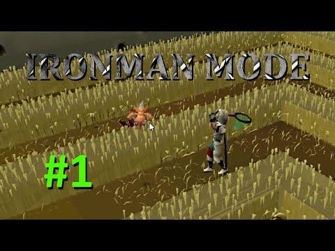 Dragon Imp Hunting! - Ironman Mode Progress - OSRS [1]