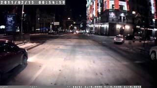 2_ Корейский регистратор PSDBX-HD1000 пример видео (линза130/IR)(Ночной город в объективе видео регистратора PSDBX-HD100. Качественное видео в HD формате. Автомобильные видеорег..., 2011-02-16T13:14:47.000Z)