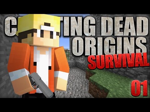 minecraft crafting dead download map