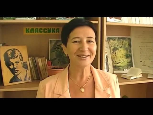 Изображение предпросмотра прочтения – АнжеликаШашева читает произведение «Русь» С.А.Есенина
