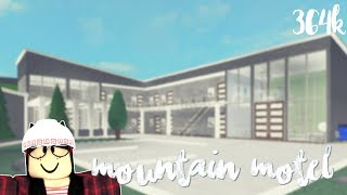 Roblox: Welcome to Bloxburg | Mountain Motel (364k)