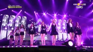 "Gambar cover Live HD | 150122 Apink ""LUV & Mr.Chu"" @ KBS 제 24회 하이원 서울가요대상"