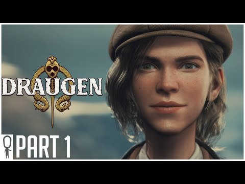 Draugen - Part 1 - A Psychological Mystery In 1920's Norway - Gameplay Let's Play Walkthrough