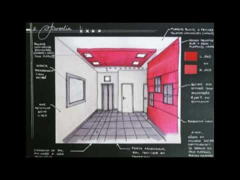 Interieur design presentaties youtube for Interieur design online