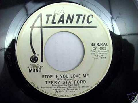 Terry Stafford