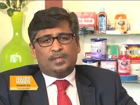 Dr Sanjay Advani . Director and CEO , Beta Healthcare  International Limited ,Nairobi , Kenya