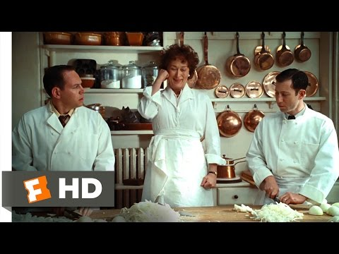 Julie & Julia (2009) - A Quick Learner Scene (3/10) | Movieclips
