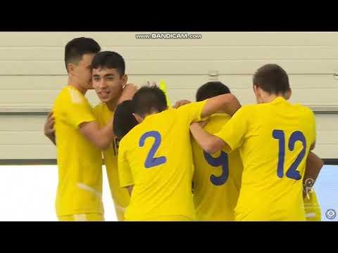 Кубок Президента Казахстана 2019. Армения U17 - Казахстан U16. Голы