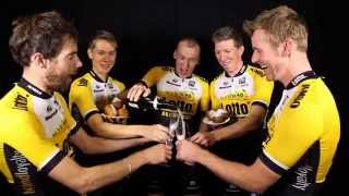 Team Lottonl-jumbo Wishes You A Happy New Year!