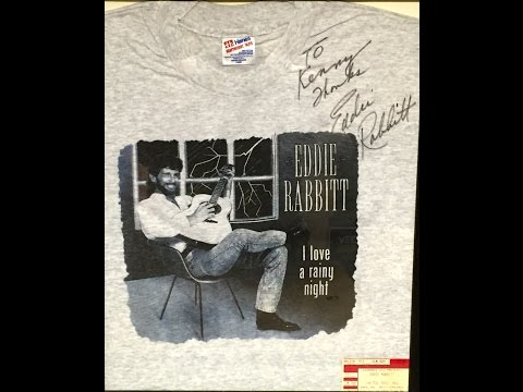 Eddie Rabbitt Live Wheeling WV Jamboree USA Dec 10 1994 Part 1