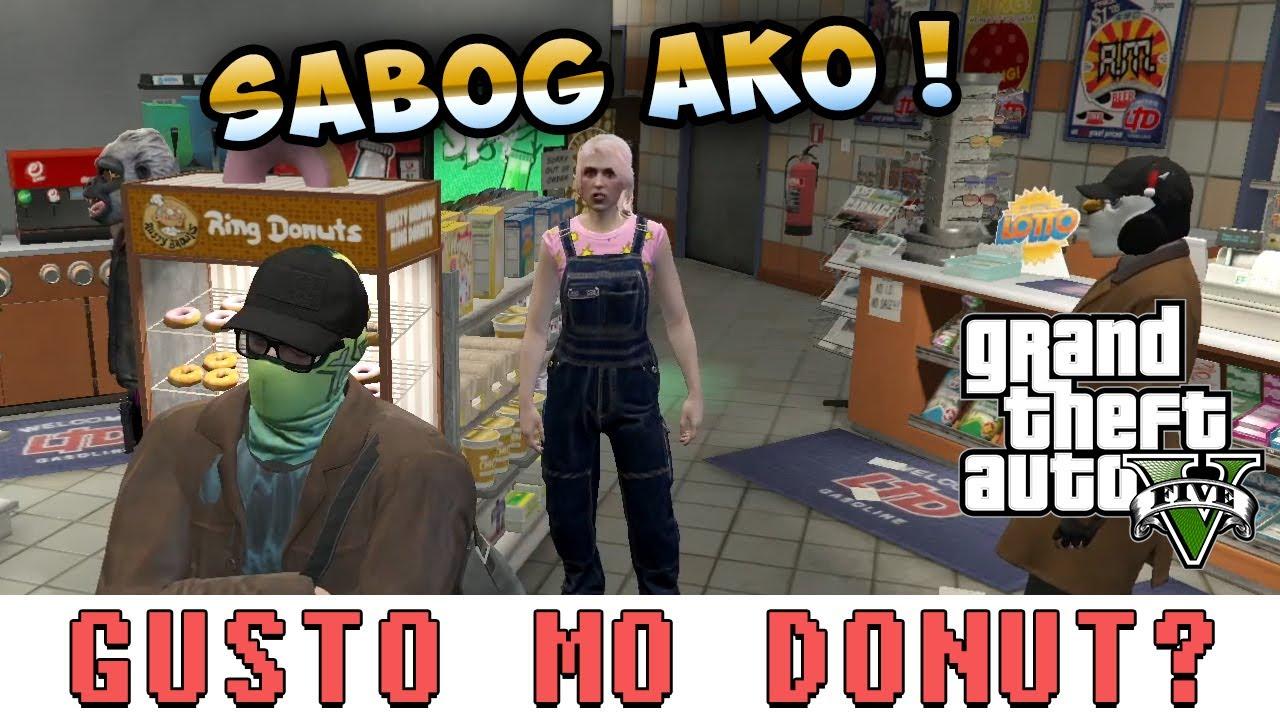 GTA V | ANAK NG MAYOR | HINOSTAGE!!! (The Billionaire City)(PART 5)