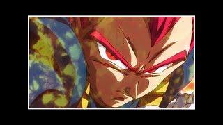 'Dragon Ball Super' Reveals Best Look at SSG Vegeta Yet