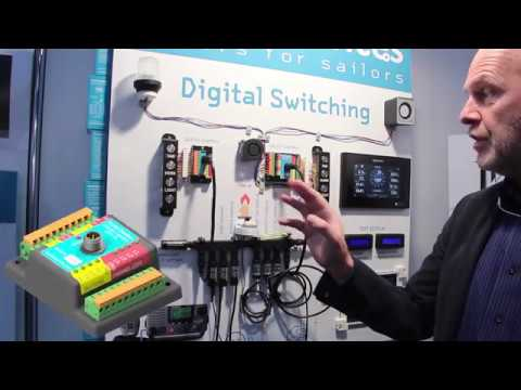 Yacht Devices Digital Switching
