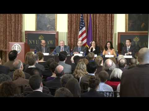 Policing, Regulating, and Prosecuting Corruption: Panel 1