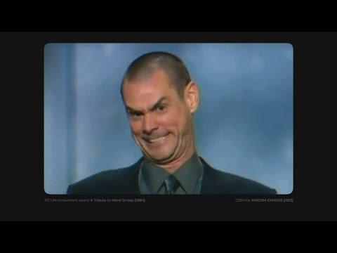 Джим Керри о Мэрил Стрип | AFI Life Achievement Award 2004 (русская озвучка)