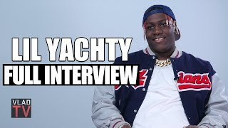 Lil Yachty on Girls, Lord Jamar, Gun Control, Mumble Rap (Full Interview)