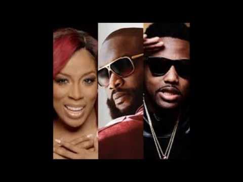 Dj E  Feezy   feat.  K  Michelle, Rick Ross, Fabolous, Dawun J – (Got Me Crazy) 2017 remix