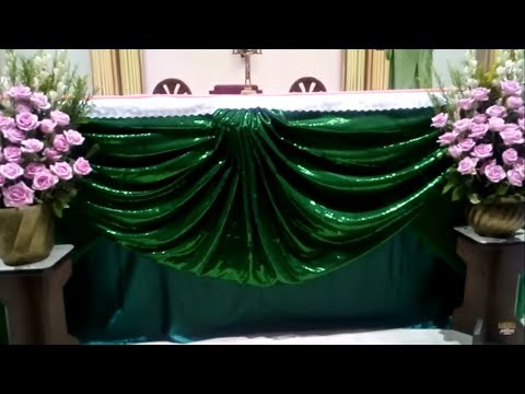 Elegant Cloth Decoration-1