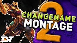 ChangeName LoL Challenger Montage 2