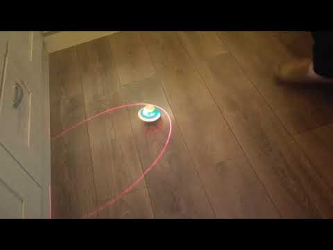 UFO SPINNING TOP TOY WITH FLASHING LIGHTS AND SOUND #UFO #SPINNINGTOP  www.toykinguk.co.uk oldham