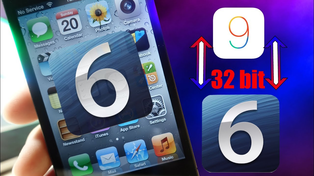 HOW TO DOWNGRADE IOS 9 3 5 TO IOS 6 / IOS 7 FREE 2017!! NO SHSH BLOBS /  DOWNGRADE 4S TO IOS 6