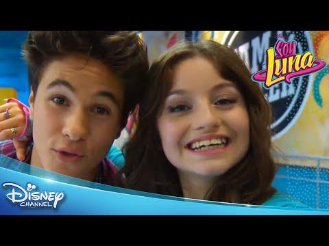 Soy Luna | Ontmoet Simón | Disney Channel NL