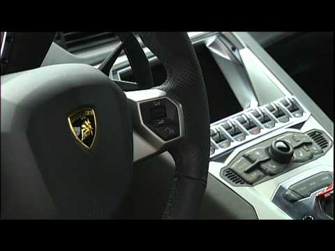 2012 Lamborghini Aventador Lp 700 4 V12 Engine And Interior Youtube
