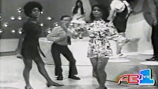 American Bandstand 1969 – Proud Mary & Cross-Tie Walker, Creedence Clearwater Revival