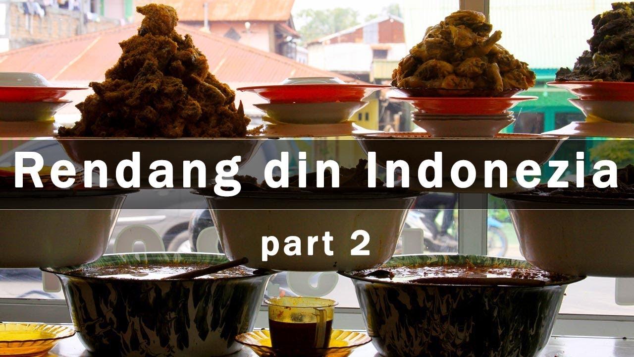 Rendang Padang si alte mancaruri indoneziene - part 2 - ingrediente si preparare