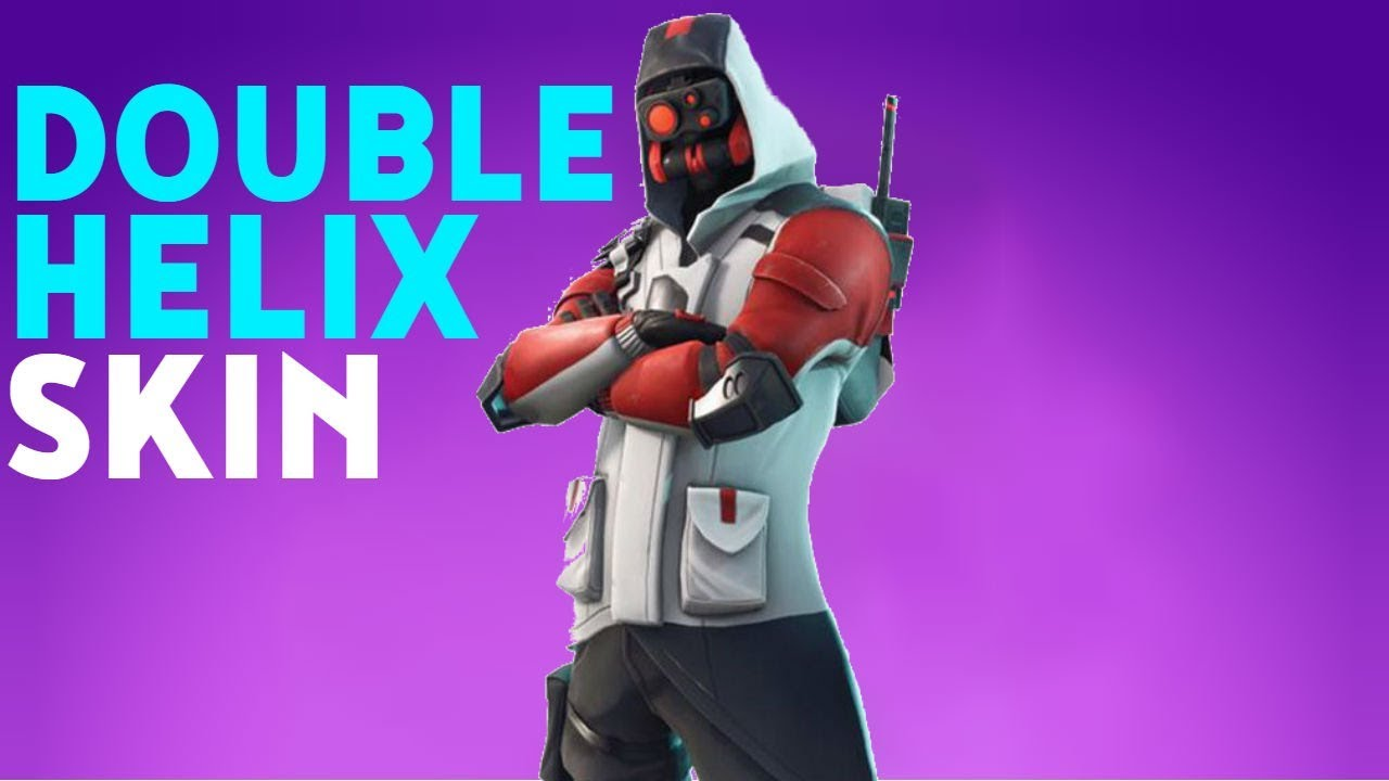"""How To Get The NEW Fortnite """"Double Helix"""" Skin - YouTube"""
