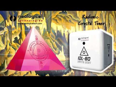 Radionic Tuner Manifestation Crystal Neo Meditation