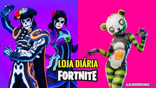 FORTNITE SHOP UPDATED TODAY 01/11 GHOUL TROOPER IN THE STORE TODAY? NEW SKIN SCARE TEAM LEADER