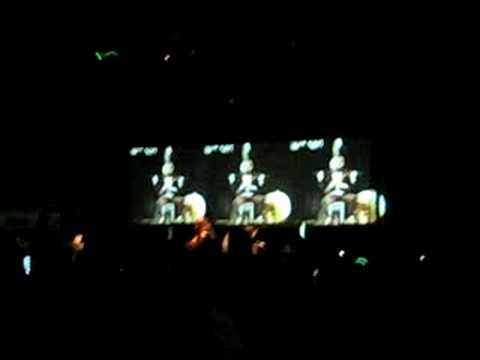Bassnectar - All Good 2008 - Glow Stick Crazy