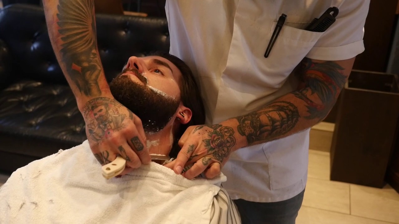 Reportage Jack The Ripper Tattoo Und Barber Youtube