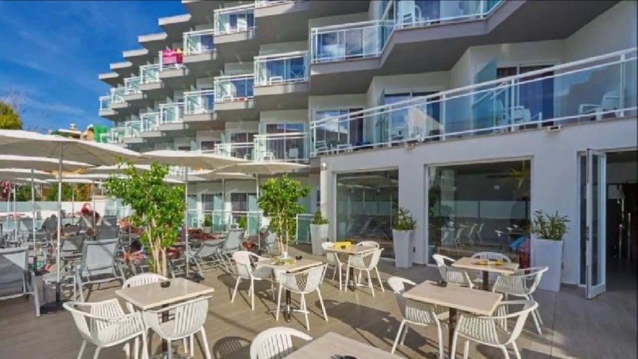 Hotel Bq Amfora Beach Mallorca
