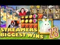 Streamers Biggest Wins – #23 / 2018