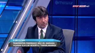 % 100 Futbol 24 Nisan 2016 Trabzonspor-Fenerbahçe