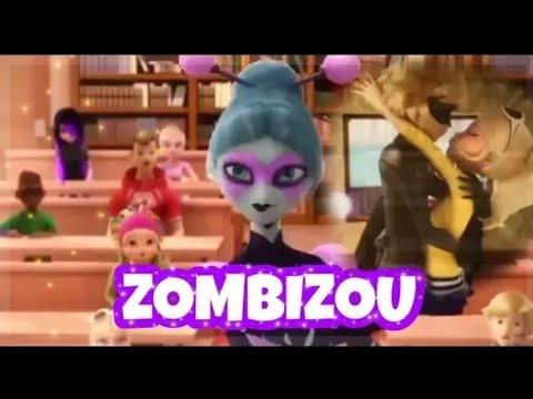 Miraculous:Episódio Zombizou HQ(Inglês)